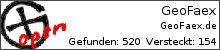 Opencaching.de-Statistik von GeoFaex