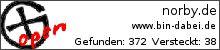 Opencaching.de-Statistik von norby.de
