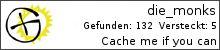 Opencaching.de-Statistik von die_monks