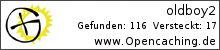 Opencaching.de-Statistik von oldboy2