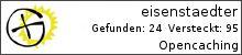 Opencaching.de-Statistik von eisenstädter