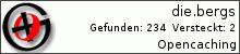 Opencaching.de-Statistik