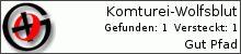 Opencaching.de-Statistik von Komturei-Wolfsblut