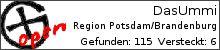 Opencaching.de-Statistik von DasUmmi