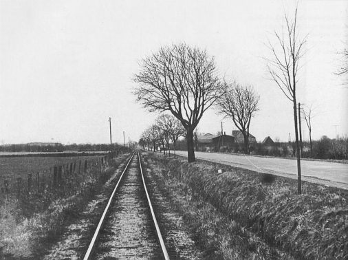 Richtung Spannan 1912