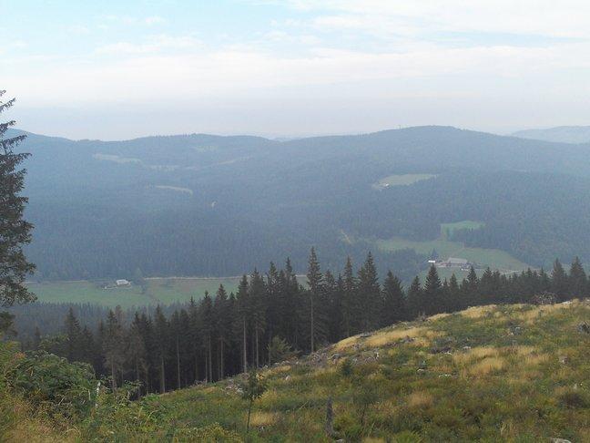 Blick Richtung Nord