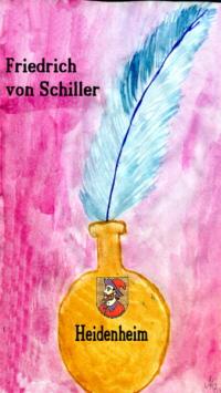 Schillers Schreibutensilien