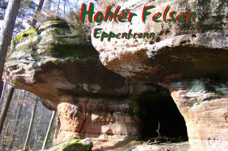 Hohler Felsen Eppenbrunn