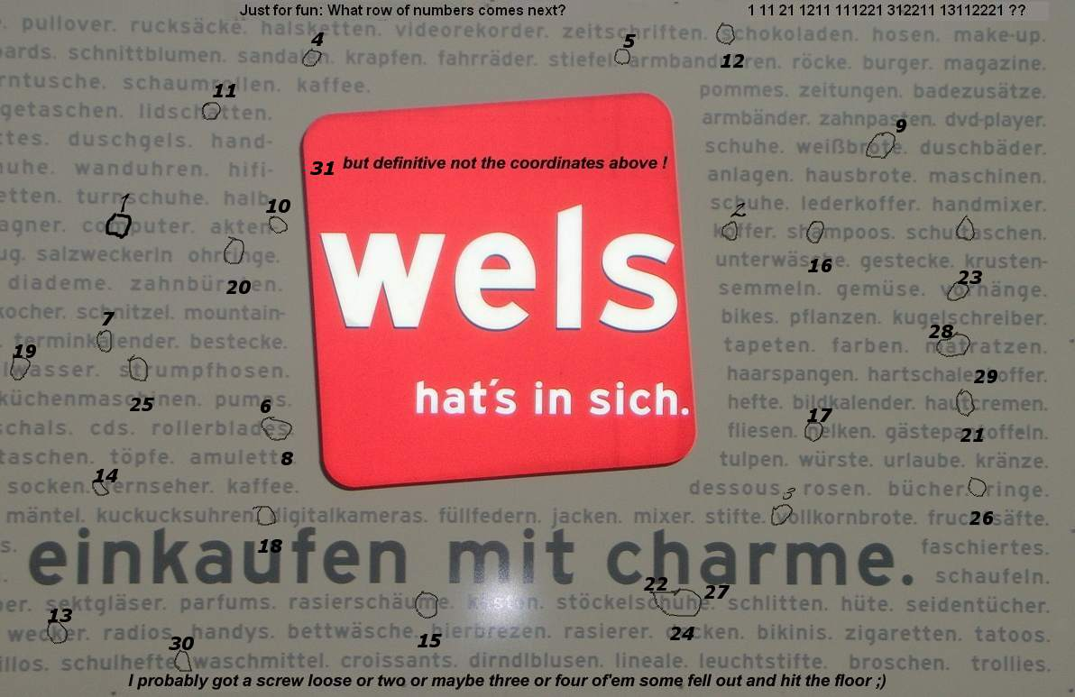 Wels hats in sich