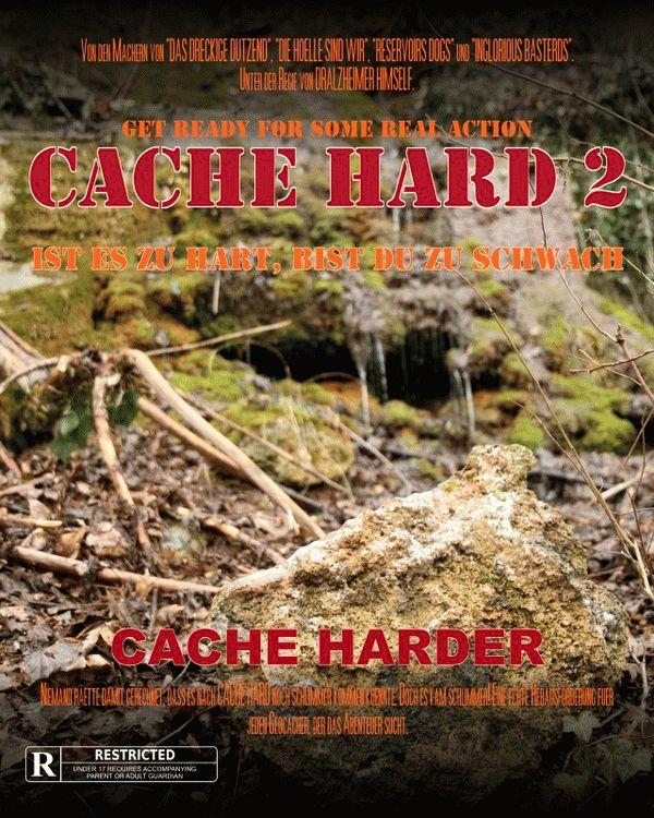 CACHE HARDER