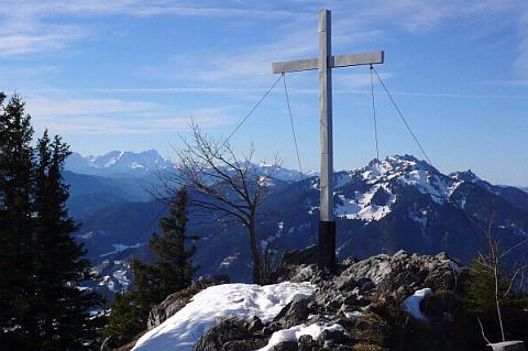 Geierstein-Gipfelkreuz