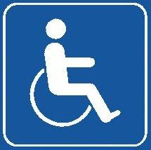 Für Rollstuhl