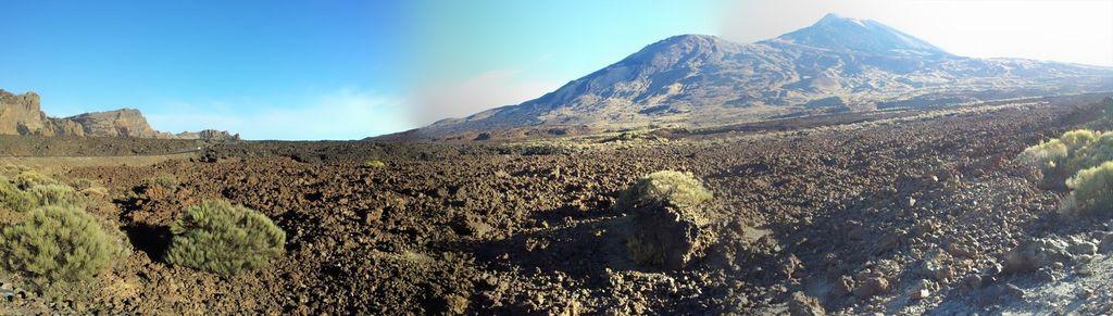 Pico Viejo & Teide