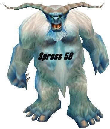 AMZ Spross 58 - Grunzwanzling