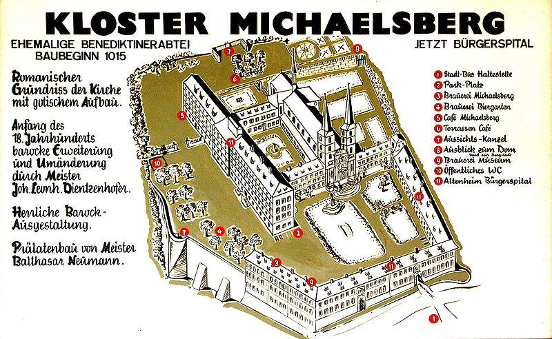 Kloster_Michaelsberg_Plan