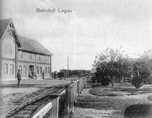 Bahnhof 1906