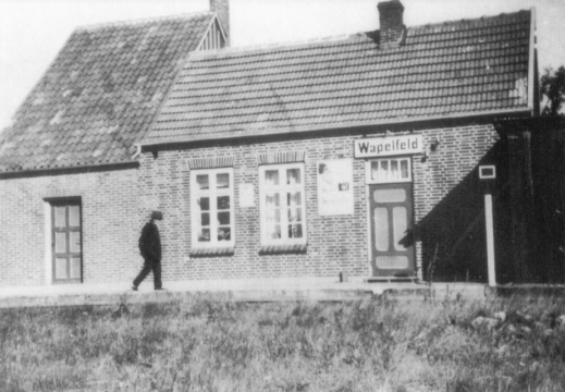 Bahnhof 1935