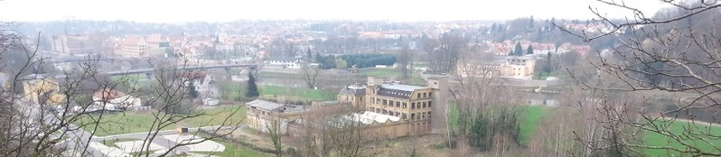 Blick vom Schoernerberg