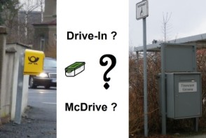 3 x mcDrive in der Lausicker Str.