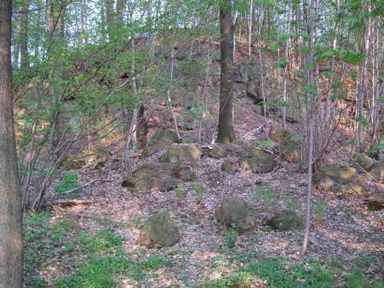 Steinbruch Wolfsberg