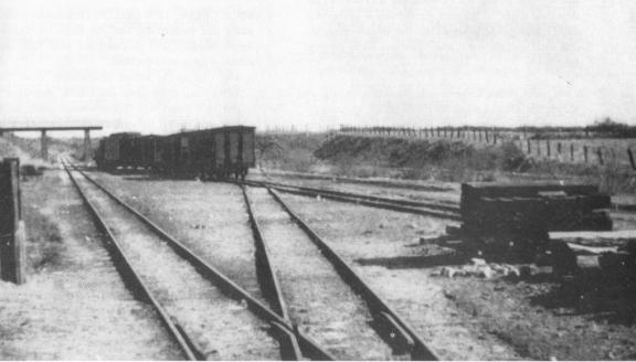 Gütergleis 1935