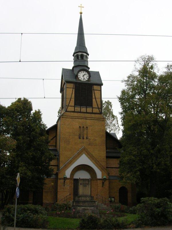 Auferstehungskirche Möckern
