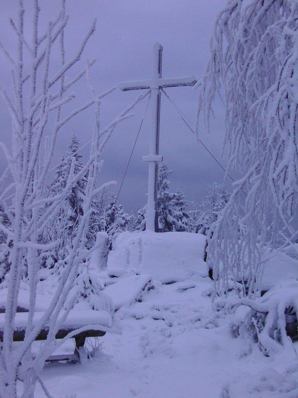 Gipfel Kreuz