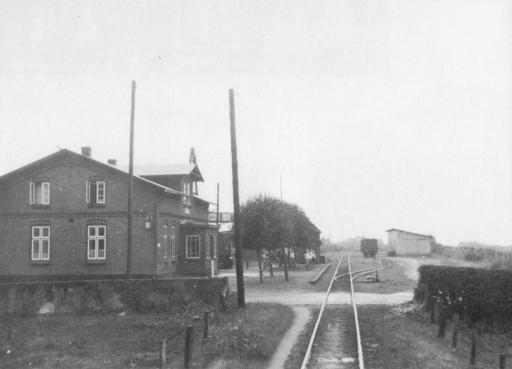 Bahnhof 1950