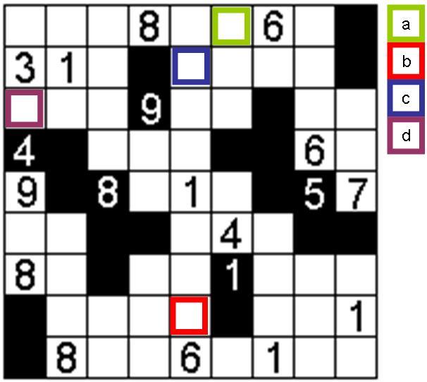 Str8ts-Puzzle
