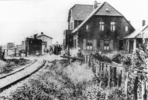 Bahnhof 1917