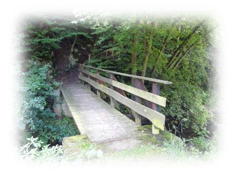 Die Brücke von der anderen Seite