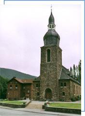 Kath. Kirche St. Josef zu Nachrodt