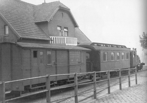 Dampflok 1935