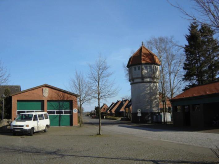 Wasserturm 2008
