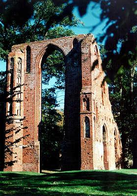 Klosterruine Greifswald/Eldena