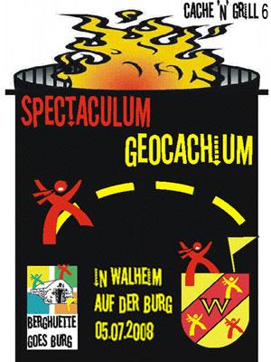 Spectaculäres Logo