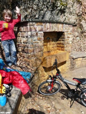 Schwollener Sauerbrunnen - angeblich kein Trinkwasser mehr!