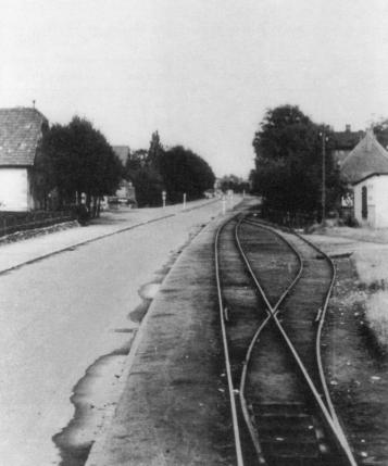 Gütergleis 1910