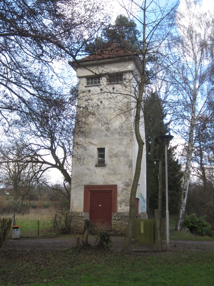 Turmstation in Niederrosbach