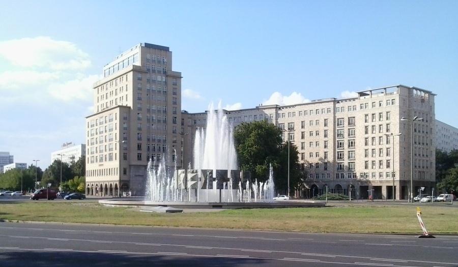 Bild Strausberger Platz 2013
