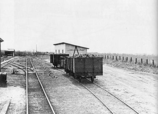 Gütergleis