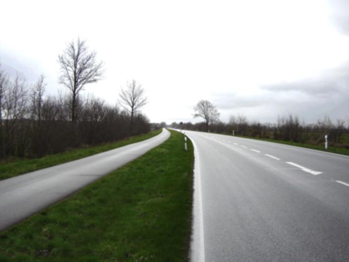 Richtung Spannan 2008