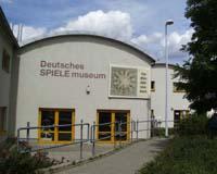 Spielemuseum Außenansicht
