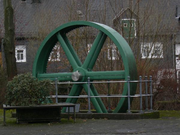 Das Schwungrad