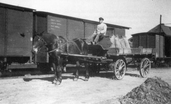 Weitertransport 1934
