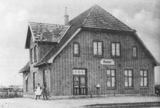 Bahnhof 1920