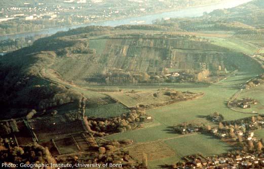 Rodderberg Aerial View