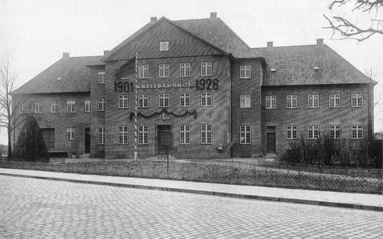 Bahnhof 1930