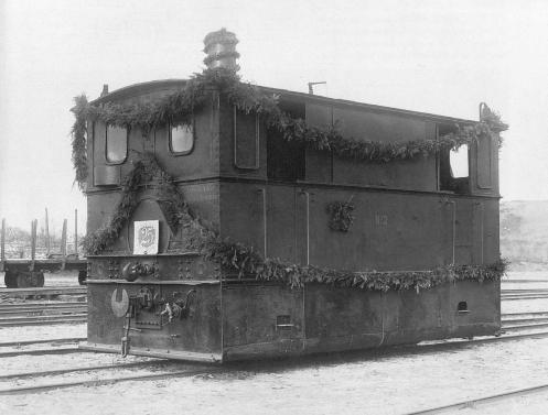 Tramwaylokomotive