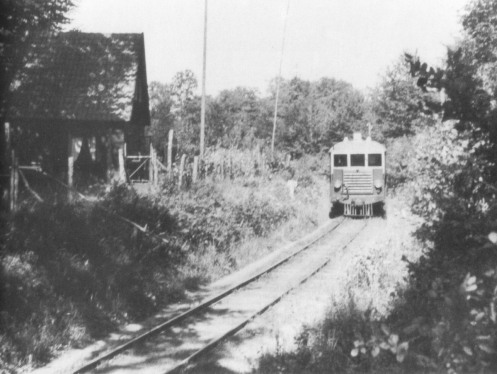 Richtung Nindorf